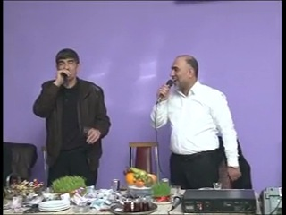 Ferda Xudaverdiyev Rasim canublu Elsen Bayram Kamran Meyxana 2012!!